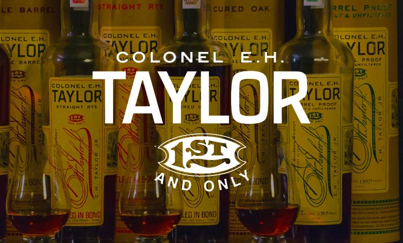 E.H. Taylor Jr. Rare Bourbon Dinner