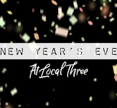 New Year's Eve Prix Fixe Dinner
