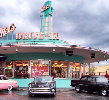Sunday Night Pop-Up: Mel's Diner