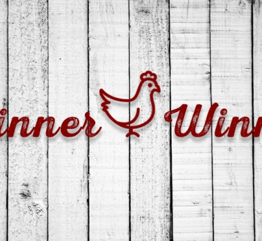 Winner Winner Whole Roasted Chicken Dinner – Sunday Nights