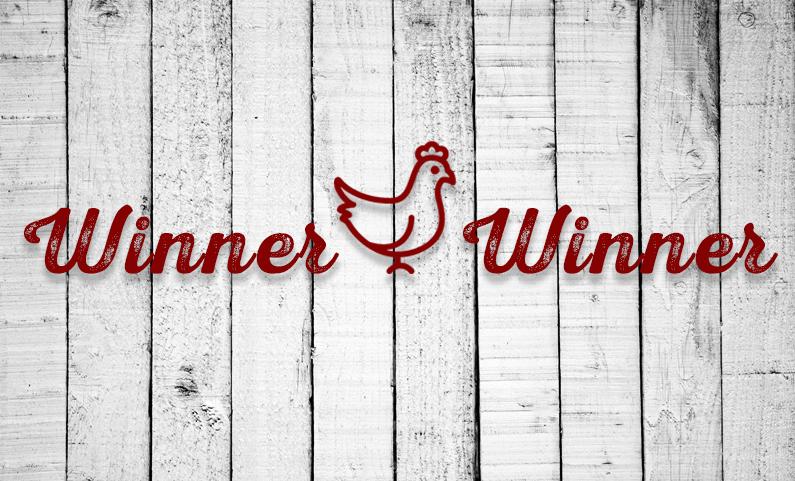 Winner Winner Whole Roasted Chicken Dinner –Sunday Nights